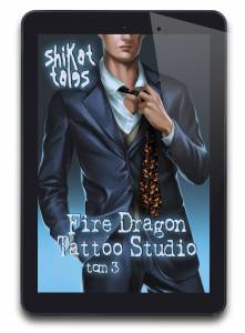 Fire Dragon Tattoo Studio - tom 3 (e-book)