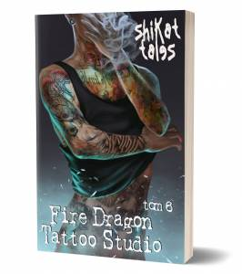 Fire Dragon Tattoo Studio - tom 6