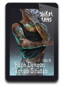 Fire Dragon Tattoo Studio - tom 6 (e-book)