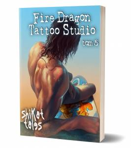 Fire Dragon Tattoo Studio - tom 5