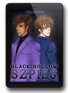 Black Hollow. Szpieg - tom 2 (e-book)