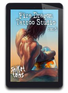 Fire Dragon Tattoo Studio - tom 5 (e-book)