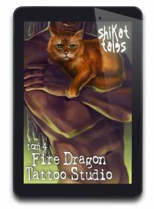 Fire Dragon Tattoo Studio - tom 4 (e-book)