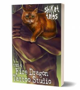 Fire Dragon Tattoo Studio - tom 4